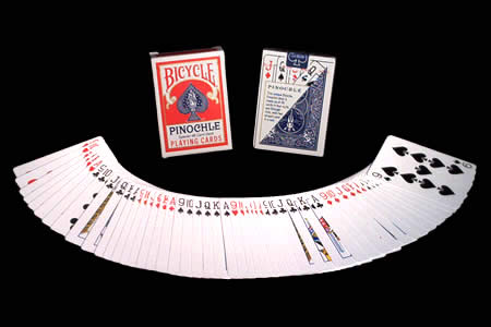 Jeu Bicycle Pinochle