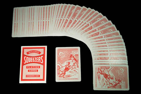 SQUEEZER Bulldog Deck