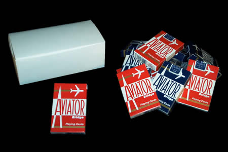 Bridge AVIATOR Deck Pack