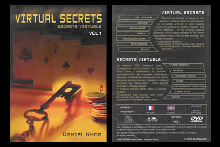 DVD Secrets Virtuels