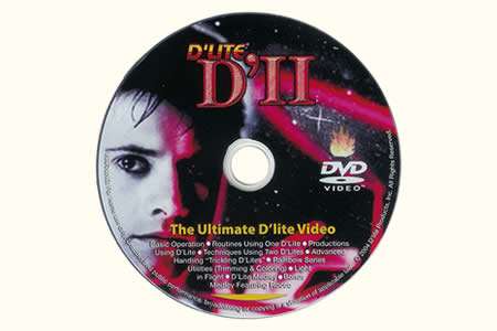 The Ultimate D'Lite DVD