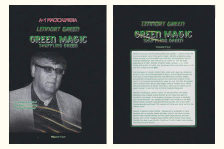 DVD Green magic - Shuffling green (vol.4)
