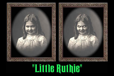 Little Ruthie´s Portrait
