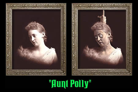 Aunt Polly´s Portrait