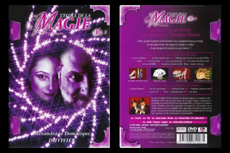 DVD L��cole de la magie (Vol.3)