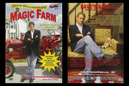 DVD Magic Farm