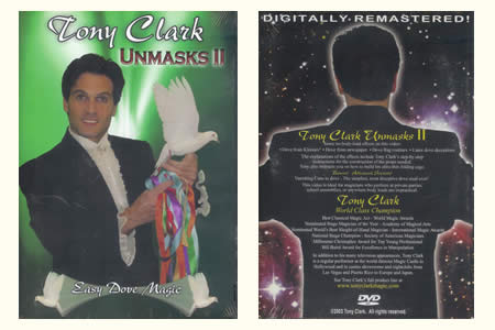 DVD Unmasks (Tony Clark) vol.2