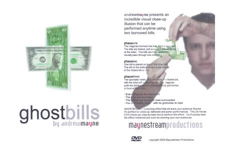 DVD Ghostbills