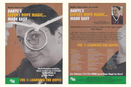 Expert rope magic� Made easy (Vol.1)