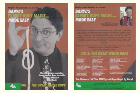 Expert rope magic… Made easy (Vol.3)