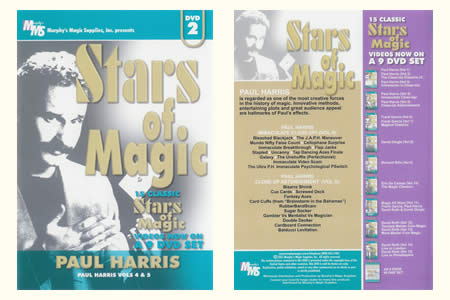 DVD Stars of Magic (Vol.2)