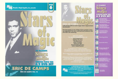 DVD Stars of Magic (Vol.6)