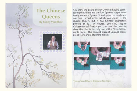 The chinese queens (T. Van Rhee)