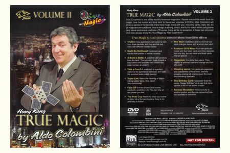 DVD True Magic (Vol.2)