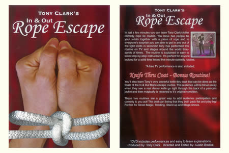 In & Out rope escape (T. Clark)