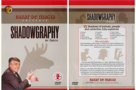 DVD Shadowgraphy vol.2 (Greco)