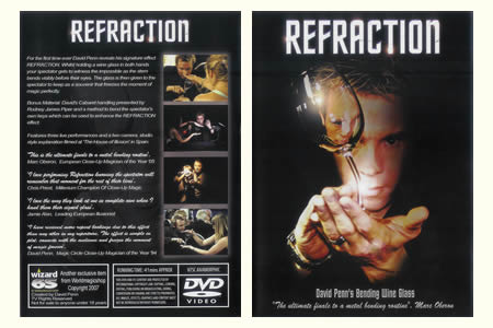 DVD Refraction (D. Penn)
