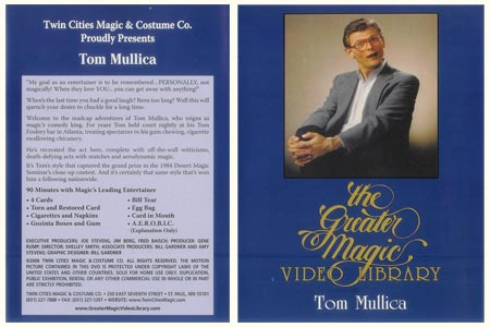 DVD The Greater Magic Vol.19 (T. Mullica)