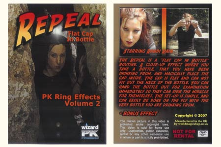 DVD Repeal - PK Ring Effect vol.2