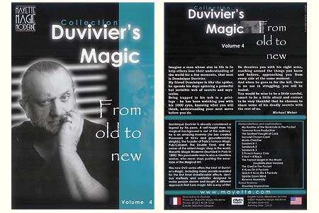 from old to new duvivier