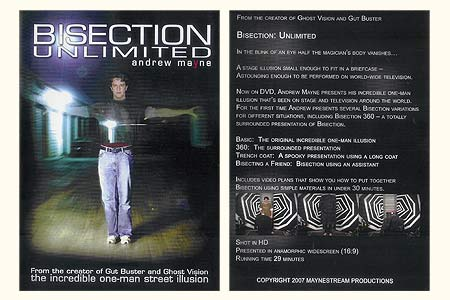 DVD Bisection