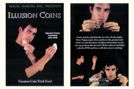DVD Illusion Coins