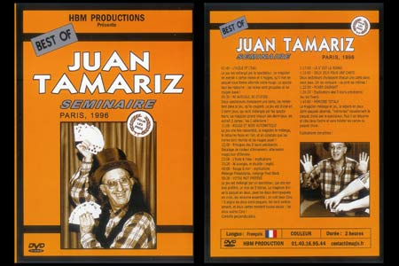 DVD Best of Séminaire Juan Tamariz