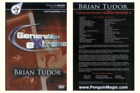 DVD Generation Extreme