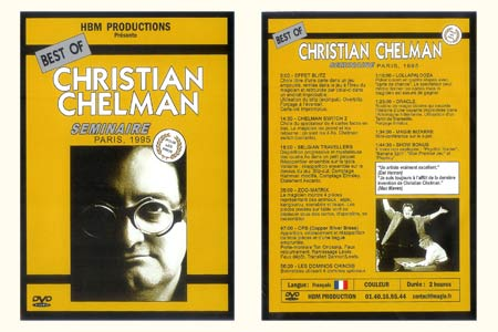 DVD Best Of S�minaire Christian Chelman