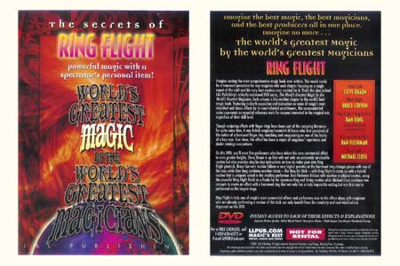 DVD The Secrets of Ring Flight