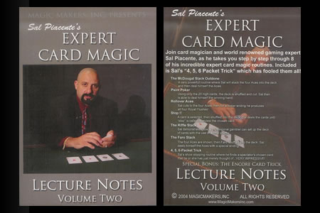 DVD Expert Card Magic (Vol.2)