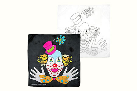 Clown Silk 18