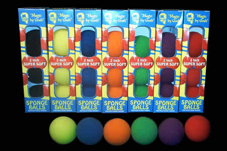 Goshman super-soft 1,5'' Balls