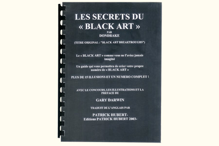 Les Secrets du Black Art