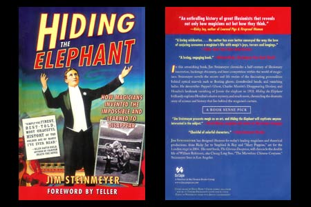 Hiding the Elephant (Steinmeyer)