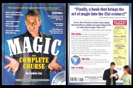 Magic the complete course (Joshua Jay)