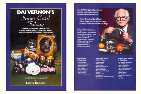 Dai Vernon's Inner Card Trilogy