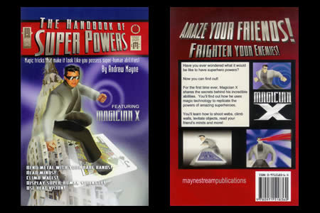 The Handbook of super powers (A. Mayne)