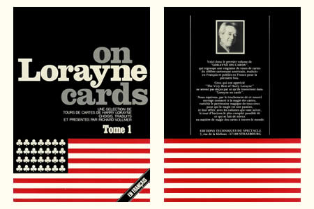 Lorayne on cards (Vol.1)