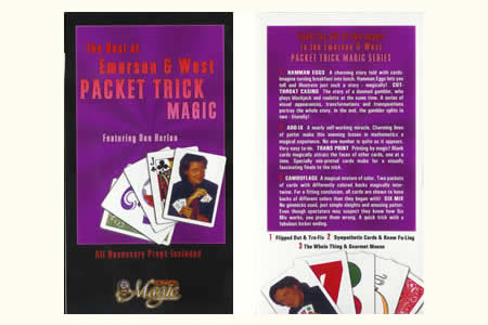 Packet Trick Magic Vol.6