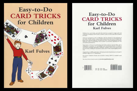 Easy-To-Do Card Trick for Children