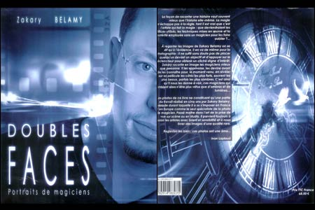Doubles Faces : Portraits de magiciens (Z. Belamy)