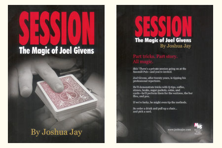 Session The Magic of Joel Givens