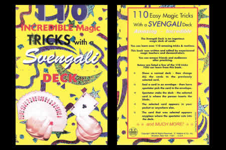 110 Magic Tricks with a Svengali Deck