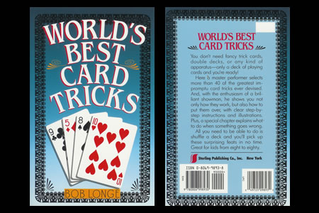 LIBRO World's best card tricks