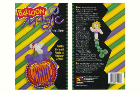 Balloon Magic by Marvin L.Hardy (Advanced Figures)