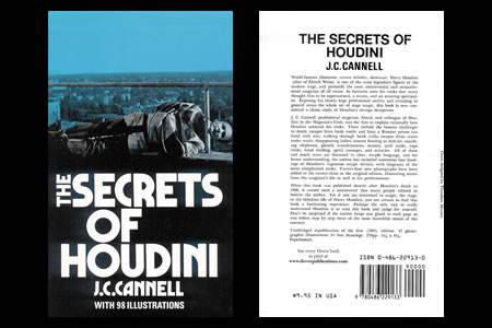 LIBRO The Secrets of Houdini