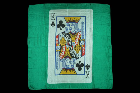 King of Clubs Silk 24