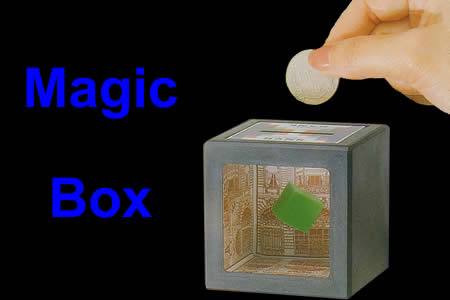 Magic Bank