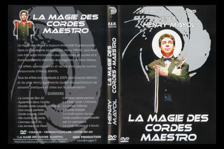 DVD Maestro (H.Mayol)